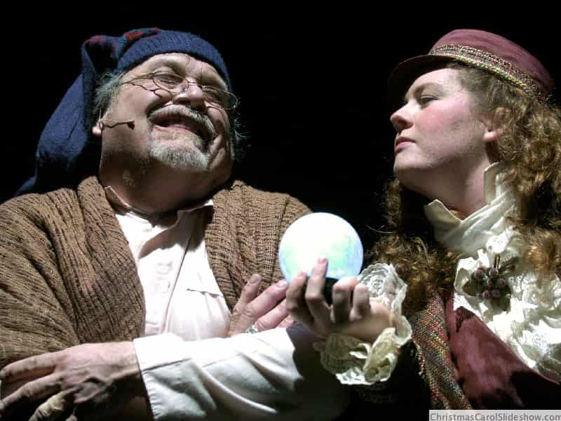 The Cost of Giving: Notre Dame University's The Gift's Production of A Christmas Carol